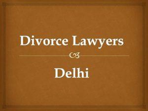 Matrimonial lawyer in Gurgaon